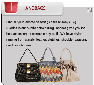 Big Buddaha Handbags South Jesery